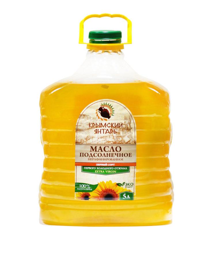 Масло в пластике